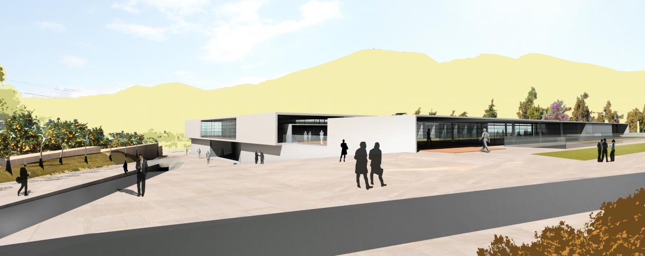 HOSPITAL DE ALTA RESOLUCI�N LA ALPUJARRA